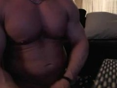 Str8 Muscle Rides Dildo for $$$
