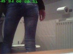 Hidden cam Toilet niceee