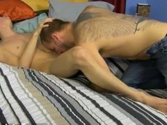 Black gay men gets cost having sex porn Preston deepthroats Kyler's