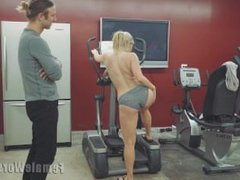 Workout Ass Cleaning