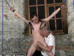 Teen sex gay hot porn kiss cock horny boys twink Sean McKenzie is bound