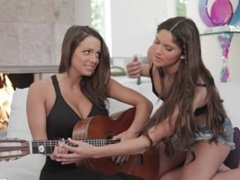 Babes - Here to Please, Abigail Mac and Aspen Rae