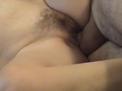 Real Amateur Closeup Hairy Pussy Fuck And Creampie