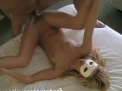 PLAYBOY MODEL secret sex tape creampie! Dirty Talk for a pussy creampie