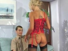 Boss Likes Anal from Hotrussiababes.net