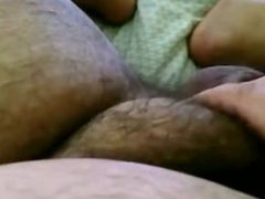 Big daddy bear with big cock