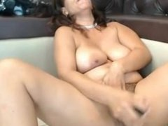 Busty MILF From SEXDATEMILF.COM Anal Toying and Multiple Squirting
