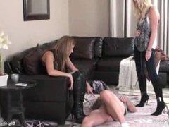 Princess Bridgit abusing him