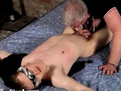 Naked gay men enjoying deep anal sex The Master Wants A Cum Load