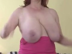Big Saggy Boobs From SEXDATEMILF.COM