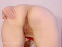 Best Doggystyle Huge Squirting Orgasm - Young Wet Pussy Dildo