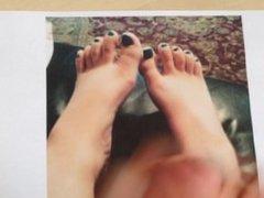 tribute to LeeSasha's feet