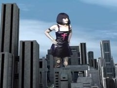 Giantess - Beginning of the End