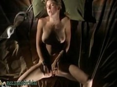 Masturbating Kerri Flush Hot and Horny