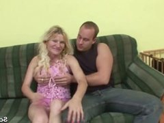 Step-Son Seduce His Step-Mother From LOOK4MILF.COM to Fuck when Dad away