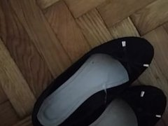cum in wifes shoes