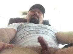 daddy showing off
