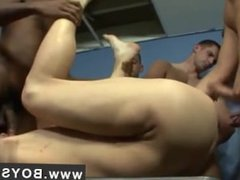 Free sex movietures of gay gangbang Brett Styles Goes for Bareback Style