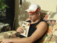 Hot solo Radim Fenic from Hammerboys TV