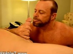 Gay porn hard core deep throat Twink rent stud Preston gets an thick plow