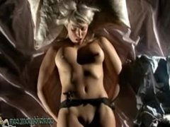 Domanique Femme Real Wet Orgasm Finger Her Juicy Wet Pussy