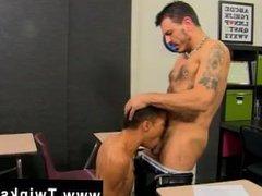 Gay big black cock anal sex xxx porn movie tube Robbie isn't frightened