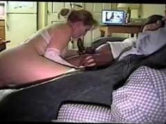 Hubby & Wife From SEXDATEMILF.COM Have Fun with Black Dude