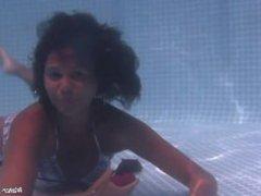 Cute Girl Underwater Part 3
