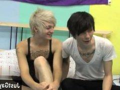 Teen gay emo long hair gay sex emo homo sex free These 2 boyfriends take