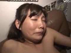 cute japanese schoolgirl seduced by geek in bus 15