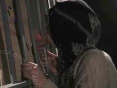 Hijab Blowjob and Facial
