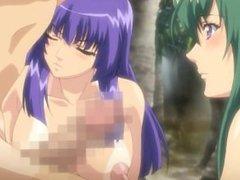 Shion & Yukiko. (Fighting Over The Dick)