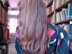 british girl sex in library chat video from www.freecams666.net