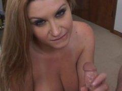 Busty Babe Fucked Hardcore In Bedroom
