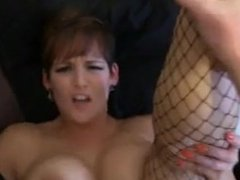 Busty milf gets fucked. Tiffani from 1fuckdate.com