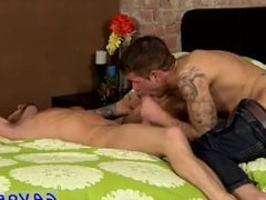Light brown hair white dick gay porn movie Adam Watson And Dan Broughton