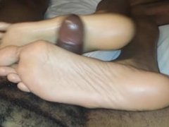 Size 12 FootJob Pt.2