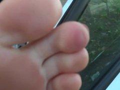 Foot Fetish & Female foot soles