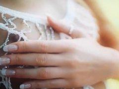 Erotic model Saju (aka Alexandra Yun)