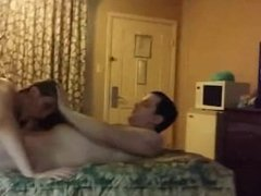 Lucky dude gets to fuck a busty woman
