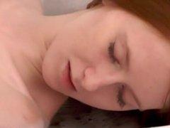 Linda Sweet in Liquid Vibrations - Dildo masturbation. Toying in her shower