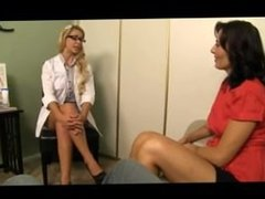Sexy Therapist teaches my Mom From LOOK4MILF.COM to jerk me off
