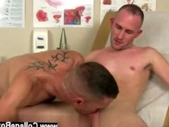 Gay creampie porn gallery My patient Trit was bearing from some post