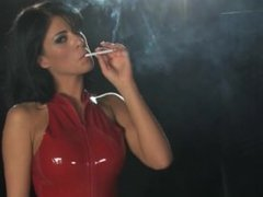 Smoking Mistress Ella Mai