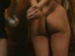Bondage sex tape