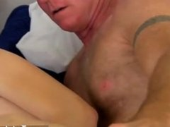 Gay deep throat sex images Brett Anderson is one fortunate daddy, he's
