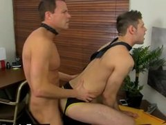Brown haired boy fucked really hard gay porn Jason's hard boner and