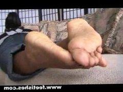 ebony soles asking for cum