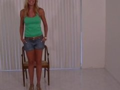 Alexis's High Arched Big Feet - Foot Interview