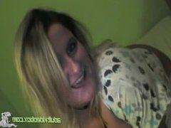 German Amateur Girl Dirty Talk 2 GERMANGST